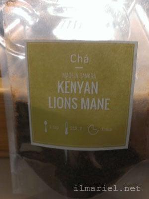 Kenyan Lions Mane